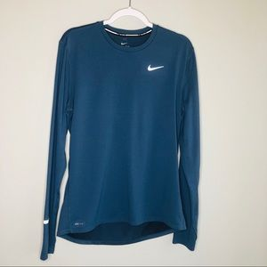 Nike Dri-Fit Fitted Long Sleeve Shirt